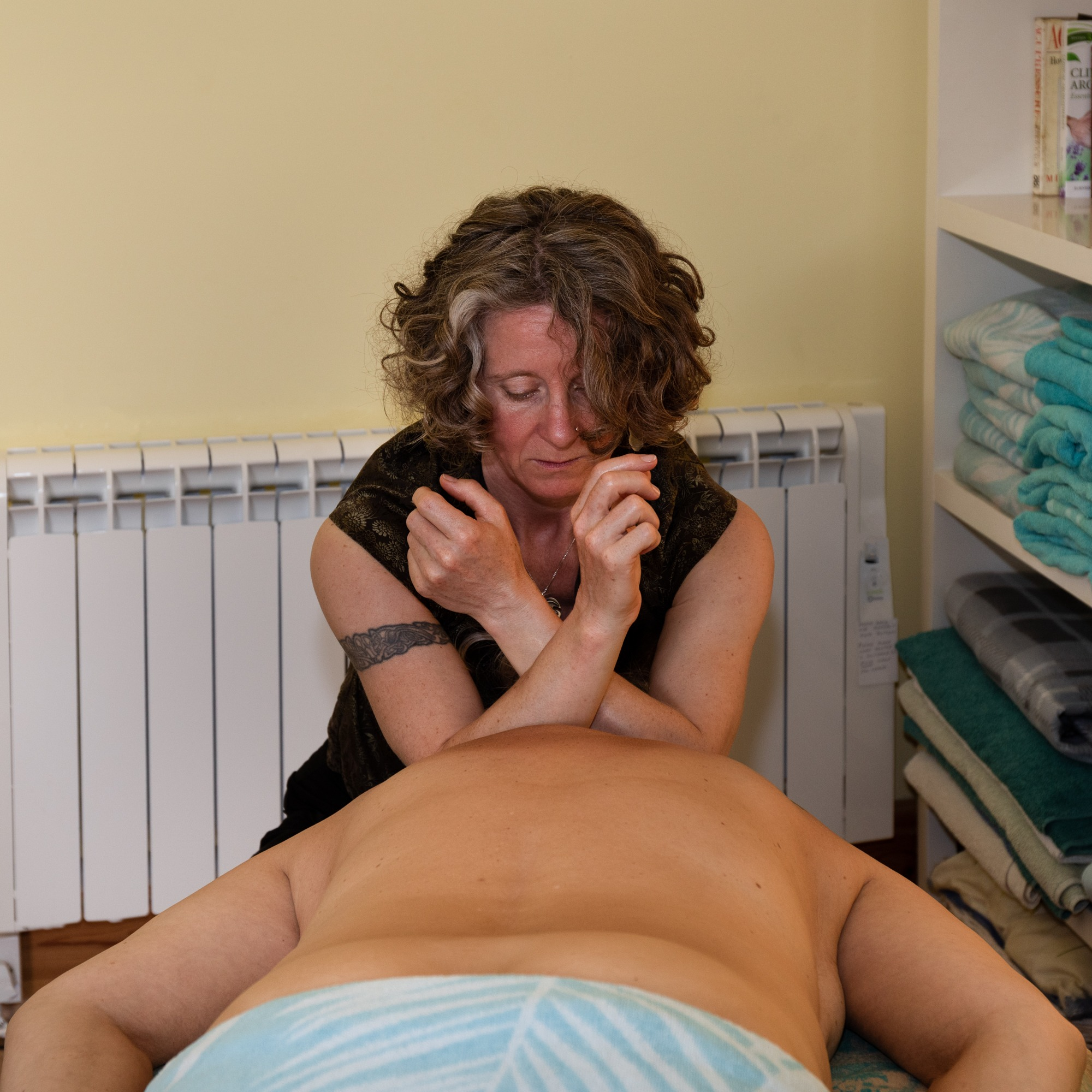 Integrated massage