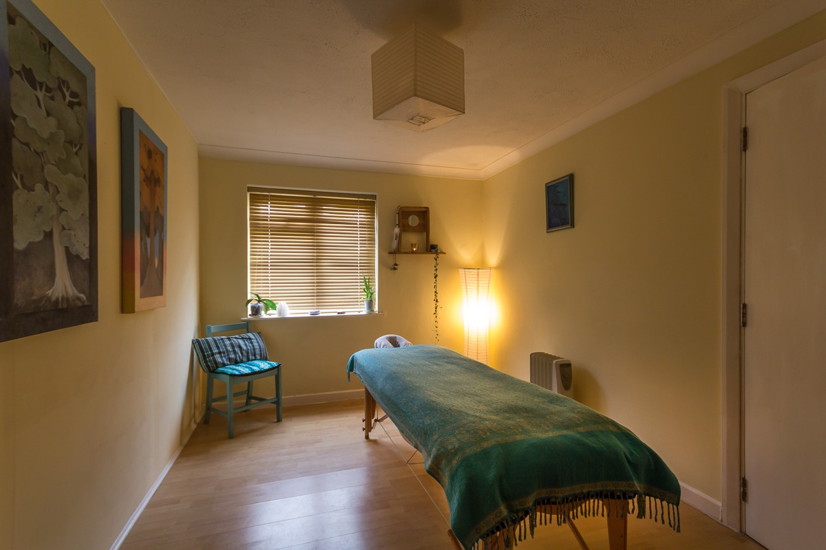 The treatment room