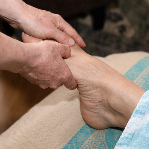 cornwall foot massage