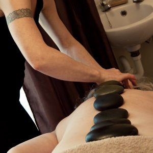stone massage cornwall