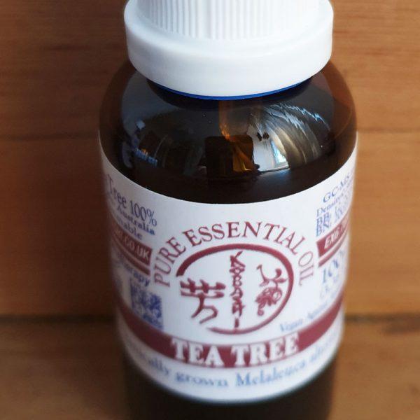 teatree essential oil