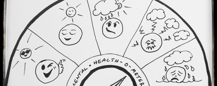 YOUR MENTAL-HEALTH-O-METER CHECK